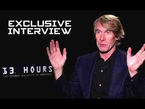 13 Hours: The Secret Soldiers of Benghazi - Michael Bay Interview