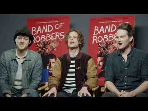 Band of Robbers - Aaron Nee, Adam Nee, Matthew Gray Gubler Interview