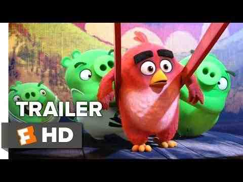 The Angry Birds Movie - trailer 2