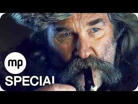 The Hateful 8 - Trailer & Filmclips