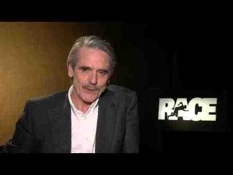 Race - Jeremy Irons Interview