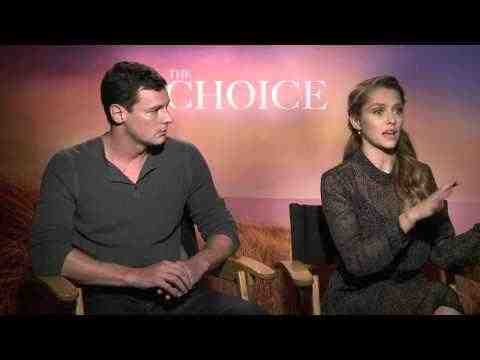 The Choice - Teresa Palmer & Benjamin Walker Interview