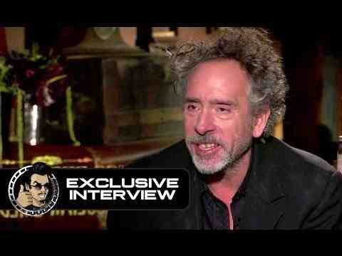 Miss Peregrine's Home for Peculiar Children - Tim Burton interview
