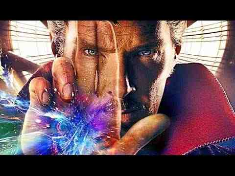 Doctor Strange - Trailer & Featurette