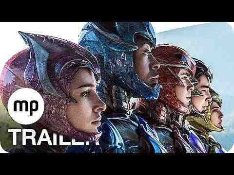 Power Rangers: Der Film - trailer 1