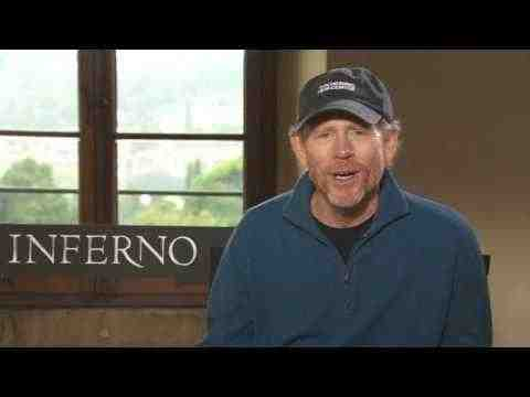 Inferno - Director Ron Howard Interview