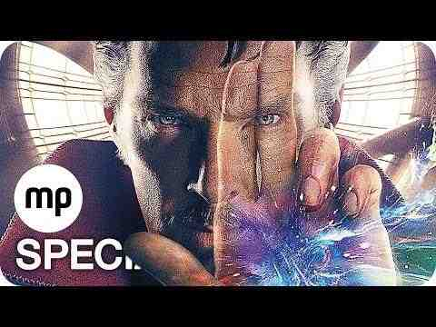 Doctor Strange - Clips, Featurette & Trailer