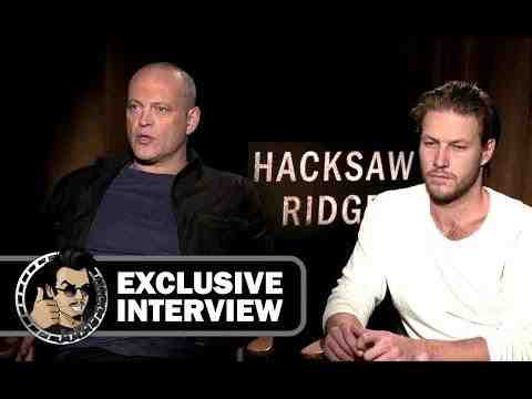 Hacksaw Ridge - Vince Vaughn and Luke Bracey Interview