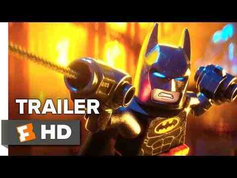 The Lego Batman Movie - trailer 4