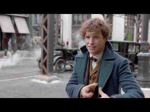 Fantastic Beasts and Where to Find Them - Eddie Redmayne Interview