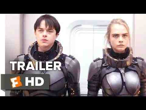 Valerian and the City of a Thousand Planets - trailer 1