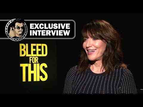 Bleed for This - Katey Sagal Interview