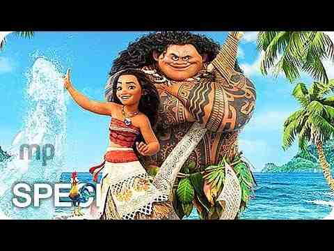 Vaiana - Trailer, Clips, Featurette