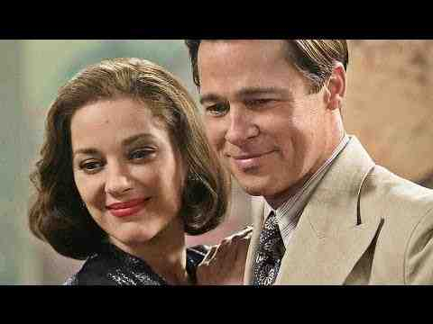 Allied - Vertraute Fremde - Trailer & Filmclips