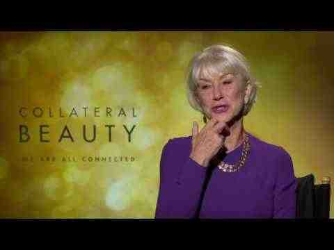 Collateral Beauty - Helen Mirren Interview