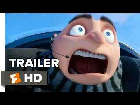 Despicable Me 3 - trailer 1