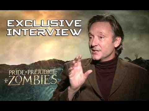 Pride and Prejudice and Zombies - Burr Steers Interview