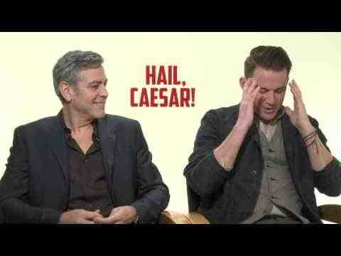 Hail, Caesar! - George Clooney & Channing Tatum Interview