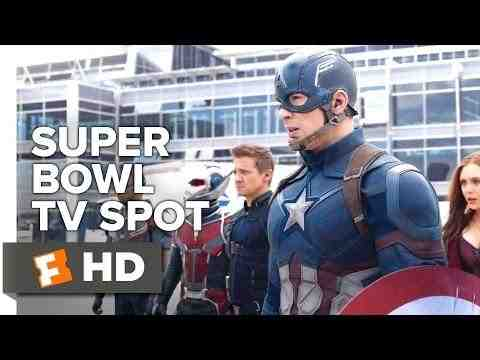 Captain America: Civil War - TV Spot 1