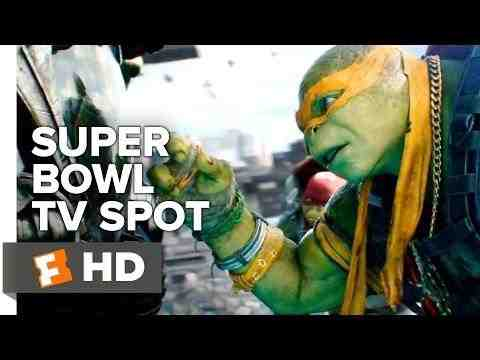 Teenage Mutant Ninja Turtles: Out of the Shadows - TV Spot 1