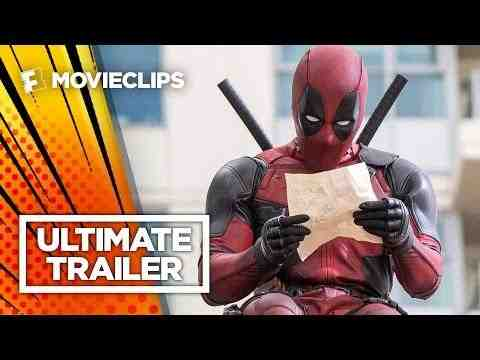 Deadpool - trailer 3