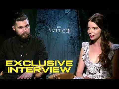 The Witch - Anya Taylor-Joy and Robert Eggers Interview