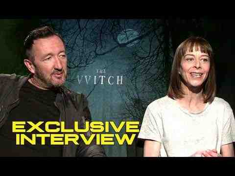 The Witch - Ralph Ineson and Kate Dickie Interview