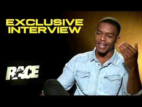 Race - Stephan James Interview
