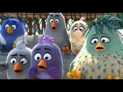 The Angry Birds Movie - International Day of Happiness