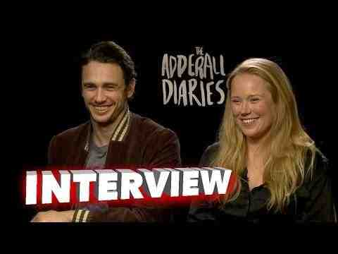 The Adderall Diaries - James Franco & Pamela Romanowsky Interview