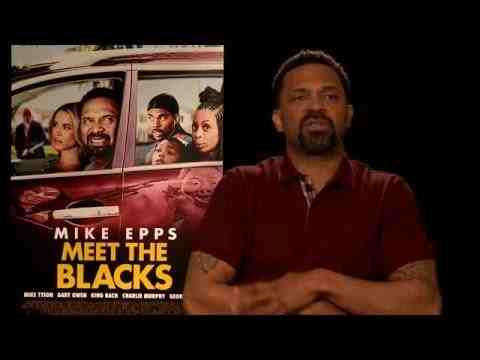 Meet the Blacks - Mike Epps Interview