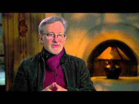 The BFG - Steven Spielberg Interview