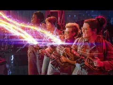 Ghostbusters - Trailer & Featurette