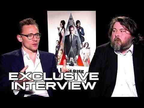 High-Rise - Tom Hiddleston & Director Ben Wheatley Interview