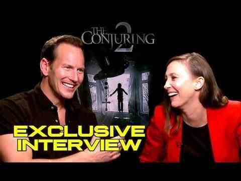 The Conjuring 2 - Patrick Wilson & Vera Farmiga Interview