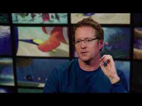 Finding Dory - Director Andrew Stanton Interview