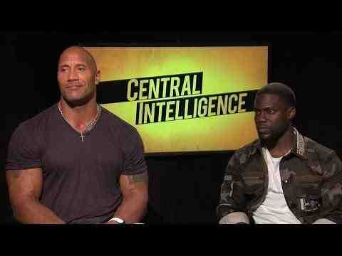 Central Intelligence - Interview