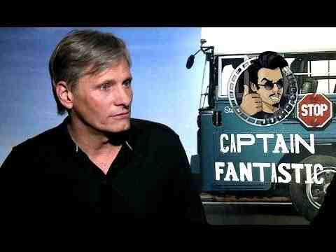 Captain Fantastic - Viggo Mortensen & Matt Ross Interview
