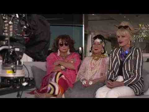 Absolutely Fabulous: The Movie - Behind the Scenes