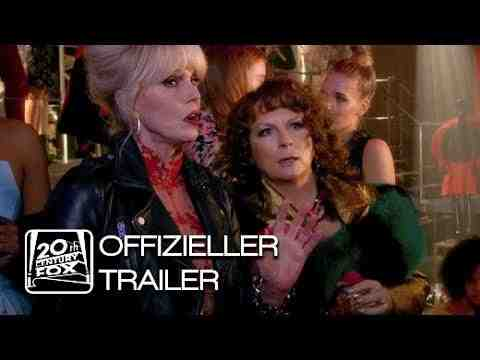 Absolutely Fabulous - Der Film - trailer 2