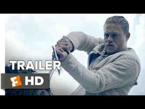 King Arthur: Legend of the Sword - trailer 1