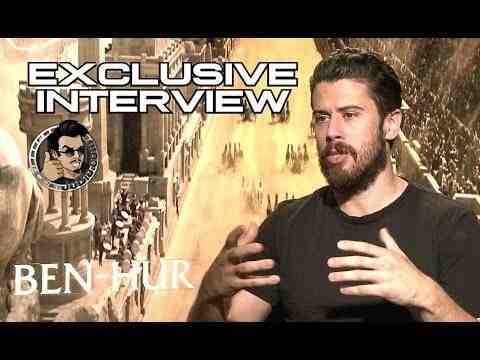 Ben-Hur - Toby Kebbell Interview