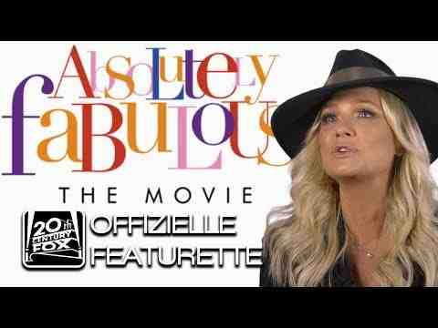 Absolutely Fabulous - Der Film - Featurette