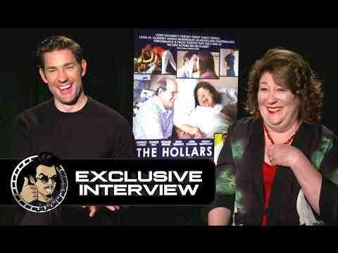 The Hollars - John Krasinski & Margo Martindale Interview