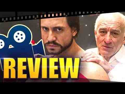 Hands of Stone - Movie Review