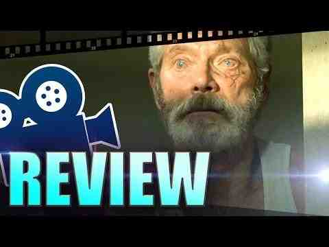 Don't Breathe - Movie Review