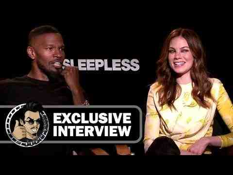 Sleepless - Jamie Foxx and Michelle Monaghan Interview