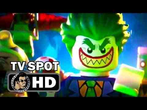 The Lego Batman Movie - TV Spot 2
