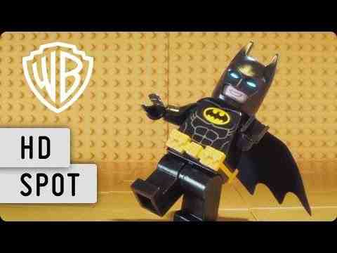 The Lego Batman Movie - TV Spot 3