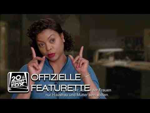 Hidden Figures - Unerkannte Heldinnen - Featurette